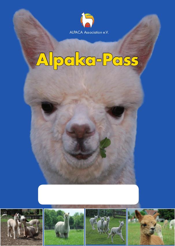 Alpaka-Pass Titel